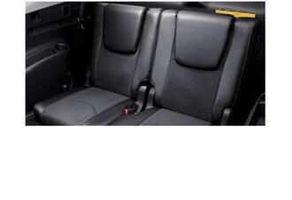 供3列純正的ACA33 ACA38 GSA33皮革風格座套合身席使用的零件豐田純正零部件座位覆蓋物污垢席保護vanguard選項配飾用品
