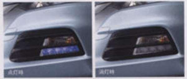 『インサイト』 純正 ZE2 ZE3 LEDフロントアクセサリーライト パーツ ホンダ純正部品 insight オプション アクセサリー 用品