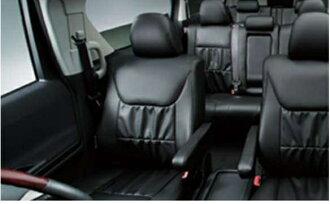 arufado皮革風格座套沙發型(黑色)豐田正牌的零部件arufadopatsu[anh20 anh25 ggh20 ggh25]零件純正豐田豐田純正toyota零部件選項座套覆蓋物