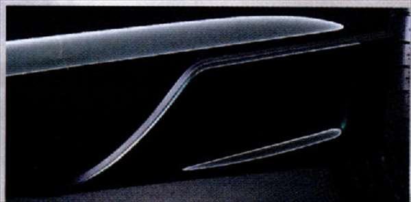 『コペン』 純正 L880K サイドエアロスパッツ パーツ ダイハツ純正部品 copen オプション アクセサリー 用品