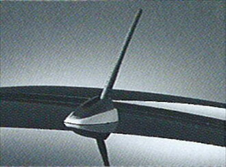 正牌的ZRE152 ZRE154 earorufuantenapatsutoyota纯正零部件auris选项配饰用品