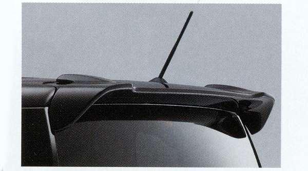 『NBOX』 純正 JF1 テールゲートスポイラー パーツ ホンダ純正部品 オプション アクセサリー 用品