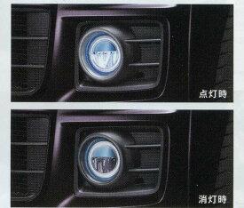 『NBOX』 純正 JF1 LEDフォグライト 左右セット パーツ ホンダ純正部品 フォグランプ 補助灯 霧灯 オプション アクセサリー 用品