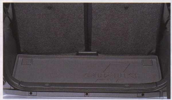 『ジムニー』 純正 JB23W ラゲッジマット(トレー) パーツ スズキ純正部品 ラゲージマット 荷室マット 滑り止め jimny オプション アクセサリー 用品