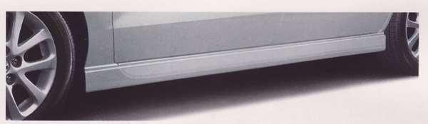 『プレマシー』 純正 CREW CR3W サイドアンダースポイラー パーツ マツダ純正部品 PREMACY オプション アクセサリー 用品