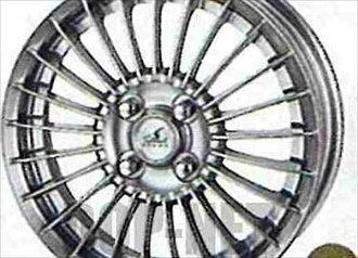 衹1部純正的S321G S331G鋁輪罩(15英寸、SCUBA)零件大發純正零部件mira選項配飾用品