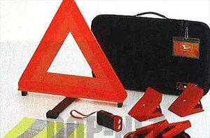 『タント』 純正 L375S L385S 保安ツールセット パーツ ダイハツ純正部品 三角停止表示板 ブースターケーブル ライト三角停止表示板 ブースターケーブル ライト tanto オプション アクセサリー