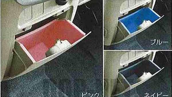 『タント』 純正 L375S L385S クリーンボックストレイ パーツ ダイハツ純正部品 ダストボックス ゴミ箱 tanto オプション アクセサリー 用品