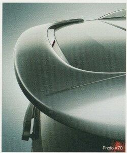 V70 XC70 S80 パーツ リア・ルーフスポイラー プライマー(無塗装) ボルボ純正部品 BB6304TW BB6304TXC AB6304T オプション アクセサリー 用品 純正 エアロ 送料無料