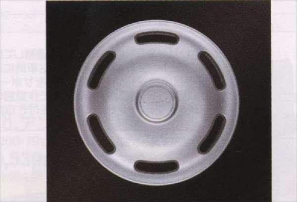 『ラパン』 純正 HE22S 「一枚のみ」フルホイールキャップ(14インチ) ※1枚からの販売 パーツ スズキ純正部品 ホイールカバー lapin オプション アクセサリー 用品