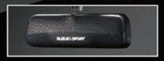 OE FF21S lummiracaul 配件铃木原装配件碳镜子盖自定义 ignis 可选配件