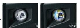 『ジムニー』 純正 JB64W ハロゲンフォグランプ(IPF) 左右セット パーツ スズキ純正部品 フォグライト 補助灯 霧灯 オプション アクセサリー 用品