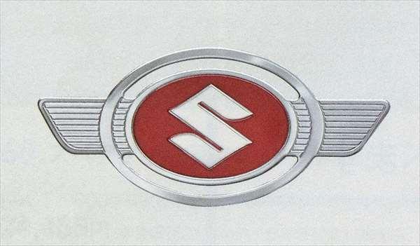 【ハスラー】純正 MR31S エンブレム 2枚セット パーツ スズキ純正部品 飾り ワンポイント hustler オプション アクセサリー 用品