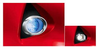 正牌的ZRE152H ZRE154H NZE151H LED霧燈&DRL電燈配套元件 ※fittingukitto和開關配套元件是其他出售零件豐田純正零部件霧燈補助燈霧燈auris選項配飾用品