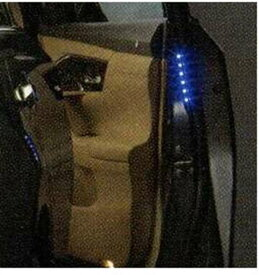 『ティアナ』 純正 L33 セーフティイルミネーション パーツ 日産純正部品 TEANA オプション アクセサリー 用品