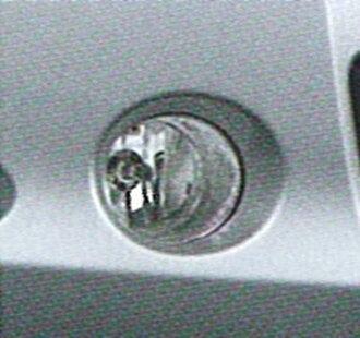 供纯正的GB3 GB4卤素雾灯/ModUlo前台保险杠使用的(清除)零件本田纯正零部件雾灯补助灯雾灯FREED选项配饰用品