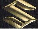 『パレット』 純正 MK21S エンブレム(ゴールド) フロントグリル用Sマーク パーツ スズキ純正部品 飾り カスタム エア…