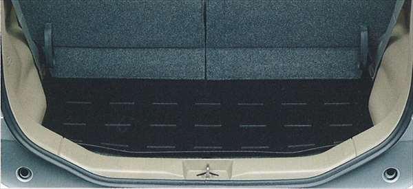『パレット』 純正 MK21S ラゲッジマット(トレー) パーツ スズキ純正部品 ラゲージマット 荷室マット 滑り止め palette オプション アクセサリー 用品