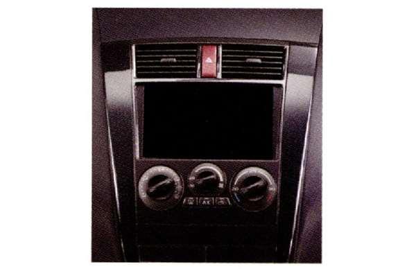『コルト』 純正 Z21A Z23A Z27AG アクセントセンターサイドパネル(クールレーシング)カーボン調 パーツ 三菱純正部品 COLT オプション アクセサリー 用品