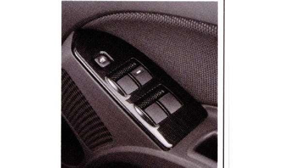 『コルト』 純正 Z21A Z23A Z27AG アクセントドアスイッチパネル(クールレーシング)カーボン調 パーツ 三菱純正部品 内装ベゼル パワーウィンドウパネル COLT オプション アクセサリー 用品
