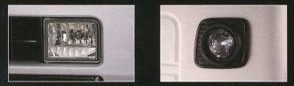 每个零件雾灯 DA64W 可选配件用品真正灯