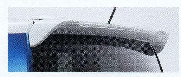 『NBOX+』 純正 JF1 テールゲートスポイラー パーツ ホンダ純正部品 オプション アクセサリー 用品