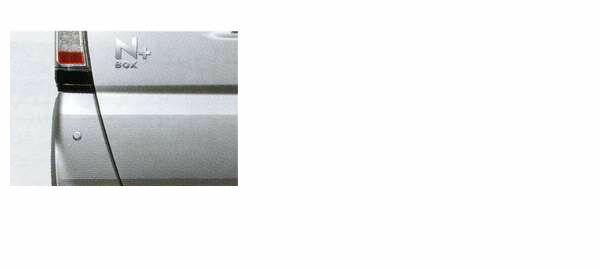 『NBOX+』 純正 JF1 コーナーセンサー 本体 ※本体のみ取付アタッチメントは別売 パーツ ホンダ純正部品 危険通知 接触防止 障害物 オプション アクセサリー 用品