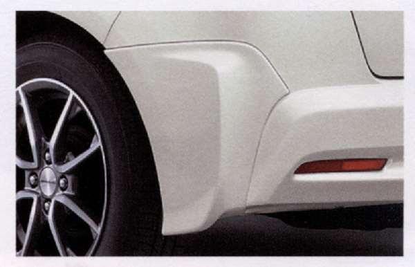 『フィット』 純正 GE6 GE7 GE8 GE9 GP1 GP4 ロアスカート リア(セパレートタイプ) パーツ ホンダ純正部品 FIT オプション アクセサリー 用品