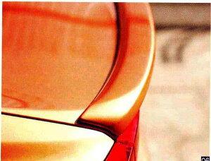 V60 S60 パーツ トランクスポイラー(S60) プライマー(無塗装) ボルボ純正部品 FB4164T FB6304T オプション アクセサリー 用品 純正 エアロ 送料無料