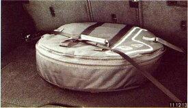 V60 S60 パーツ 収納バッグ、ストラップセット ※スペアタイヤセット、ジャッキ・ツールセットは別売です ボルボ純正部品 FB4164T FB6304T オプション アクセサリー 用品 純正