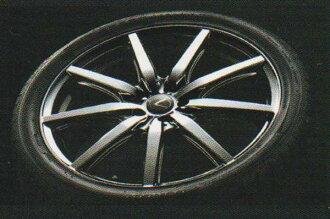 CT零件F SPORT PARTS(MODELLISTA)18英寸鋁輪罩&輪胎安排1台分雷克薩斯純正零部件AHXBB AHXEB可選擇的配飾用品純正