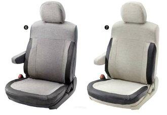纯正的CV1W座套纤维零件三菱纯正零部件座位覆盖物污垢席保护DELICA选项配饰用品