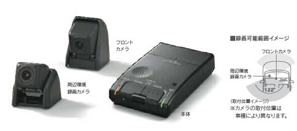 『GS』 純正 GWL10 AWL10 GRL12 GRL16 ARL10 ドライブレコーダー(カメラ別体型/スマートフォン連携タイプ) パーツ レクサス純正部品 オプション アクセサリー 用品