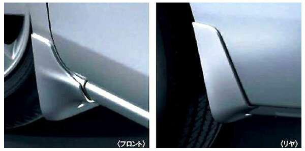 『ランディ』 純正 SC26 マッドガード 1台分4枚セット パーツ スズキ純正部品 landy オプション アクセサリー 用品