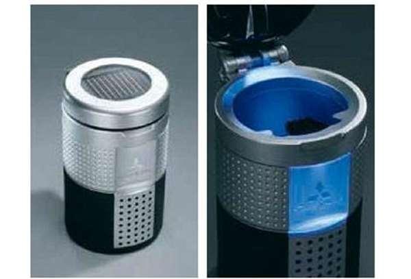 『RVR』 純正 GA4W LEDアッシュカップ パーツ 三菱純正部品 灰皿 タバコ 喫煙 オプション アクセサリー 用品