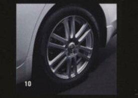 『フーガ』 純正 KY51 Y51 KNY51 エスティーロ18インチアルミホイール(6本ツインスポーツタイプ)1台分 18×8J、インセット45 パーツ 日産純正部品 安心の純正品 fuga オプション アクセサリー 用品
