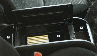 挪亚控制台框丰田纯正配件诺亚 zrr75 部分真正丰田丰田真正丰田零件选项控制台