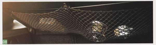 V40 パーツ ネットポケット(パーセルシェルフ) ボルボ純正部品 MB4164T MB5204T オプション アクセサリー 用品 純正 ネット