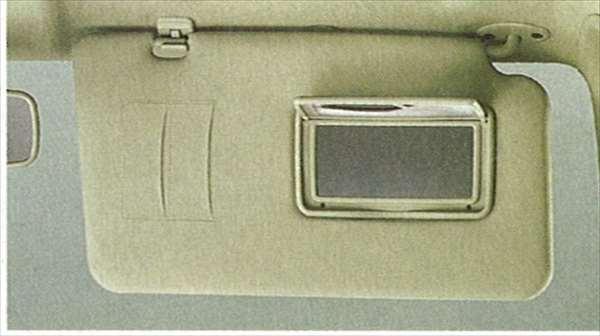 『タント』 純正 L350 バニティミラー付サンバイザー(運転席用) パーツ ダイハツ純正部品 tanto オプション アクセサリー 用品