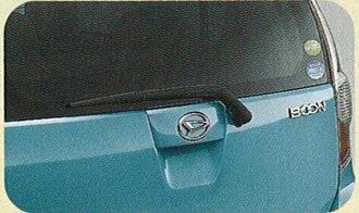 Boone rear intermittent wiper Kit Daihatsu genuine parts ブーンパーツ parts genuine Daihatsu Daihatsu genuine daihatsu parts options