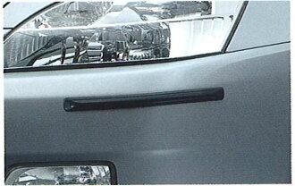纯正的 UC1 保险杠角保护器配件本田纯正配件防撞胶保险杠保护擦伤防止激励选项配件