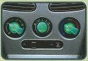 【MAX】純正 L950 スケルトンヒーターコントロールノブ(3個セット) パーツ ダイハツ純正部品 オプション アクセサリー 用品
