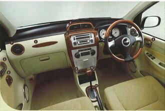 正牌的L250中心上部面板(木材风格)(miraavi用)零件大发正牌的零部件木材mira选项配饰用品