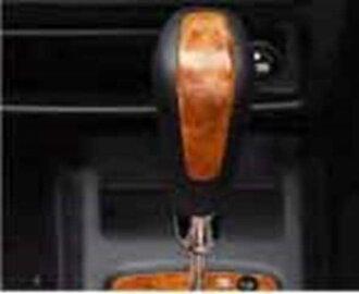 Jimny 木制旋钮面板键入 5 铃木原装配件 jimny 部分 jb23 部分真正铃木铃木真正铃木部分选项的木纹面板移功能
