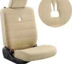 『ラパン』 純正 HE21 シートカバー(ベージュ) G用 パーツ スズキ純正部品 座席カバー 汚れ シート保護 lapin オプション アクセサリー 用品