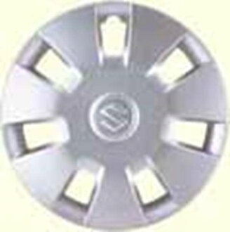 """Hubcap (13 inches) parts sea bass genuine parts wheel cover mrwagon option accessories article full """"only pure MF21S one piece"""""""