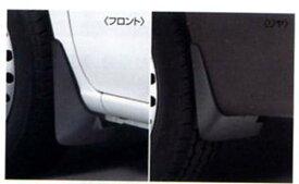 マッドガード無塗装(樹脂色 黒) PEH10 PEH10 NV200バネット VM20 M20 日産純正 パーツ 部品 オプション
