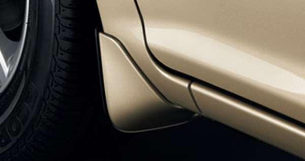 マッドガード 1台分セット カローラアクシオ NKE165 NRE161 NZE161 トヨタ純正 axio パーツ 部品 オプション