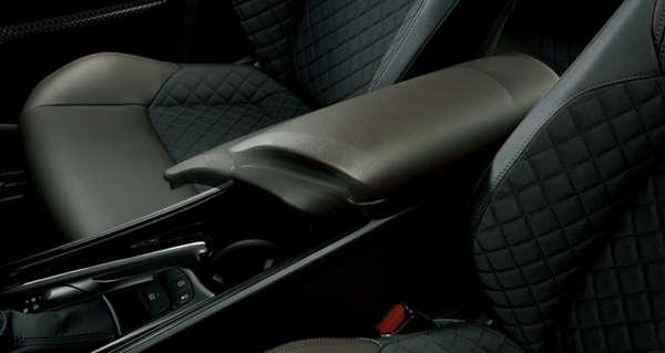 アームレスト(スライドタイプ) C-HR ZYX10 NGX50 トヨタ純正 肘掛け パーツ 部品 オプション