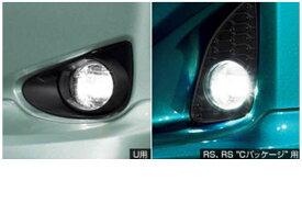 LEDフォグランプ ヴィッツ NCP131 KSP130 NSP130 トヨタ純正 フォグライト 補助灯 霧灯 vitz パーツ 部品 オプション